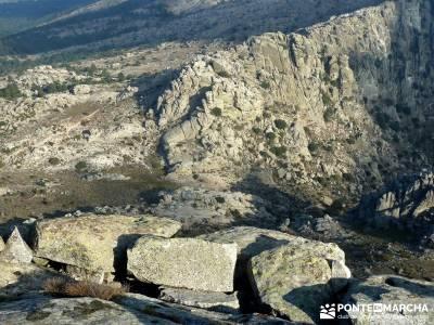 Sierra de la Cabrera - Pico de la Miel; senderismo y montaña; caminatas por madrid